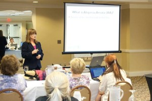 "Thea Chassin presents ""Alopecia Uncovered"" , her educational seminar for hair replacement professionals."