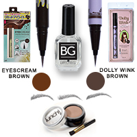 BG Brows Pro Kit<br>Shape. Seal. Flick. Done!