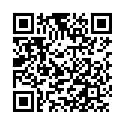 Aim your smart camera at this QR code for the Participant Information Sheet