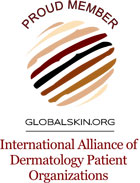 Global Skin Logo - International Alliance of Dermatology Patient Organizations