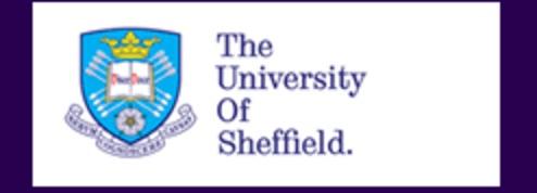 Logo University of Sheffield