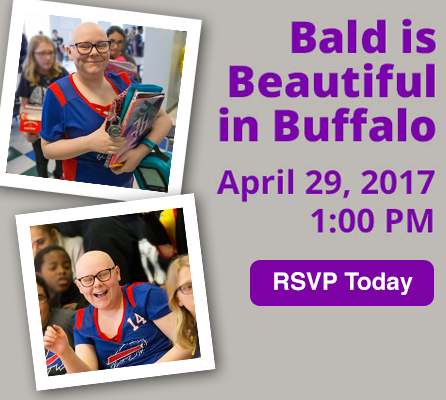 Bald is Beautiful in Buffalo