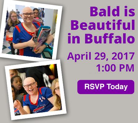 Bald is Beautiful in Buffalo