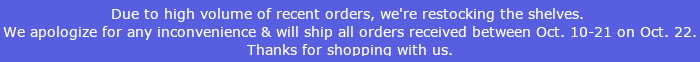 Shipping Alert